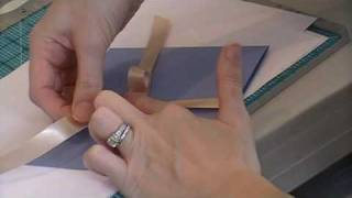 a brief tutorial on tying flat bows and flat knots by Suzanne J Dea...