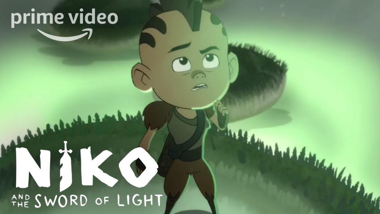 Niko And Sword Light