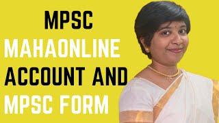 mpsc maha online account and mpsc form   how to fill mpsc exam form    how to fill psi sti aso form