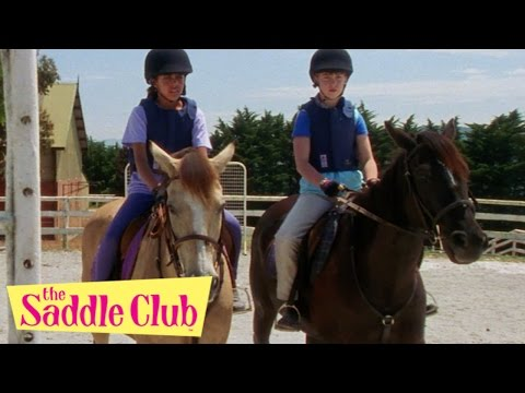 The Saddle Club - Episodes 25 to 26 Compilation | Bridle Path Part I / Bridle Path Part II