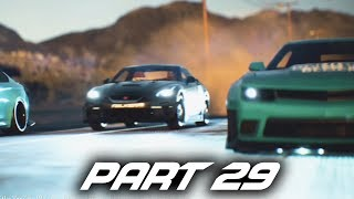Need for Speed Payback Gameplay Walkthrough Part 29 -  DIAMOND BLOCK & OUTLAW RUSH PLANS