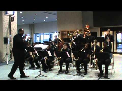 Lakewood High Big Band  Volga Vouty