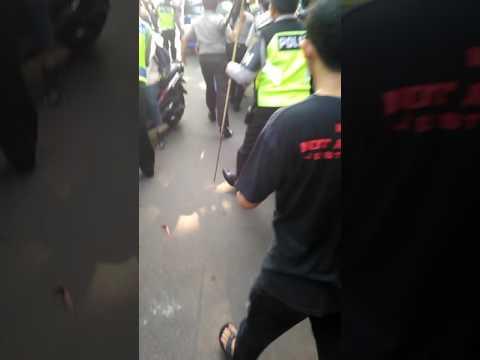 Teroris ISIS serang polisi Tangerang