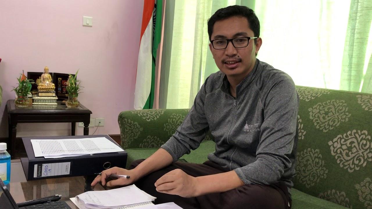 Ladakh will have COVID-19 Lab soon; MP JTN brought complete Lab Equipment