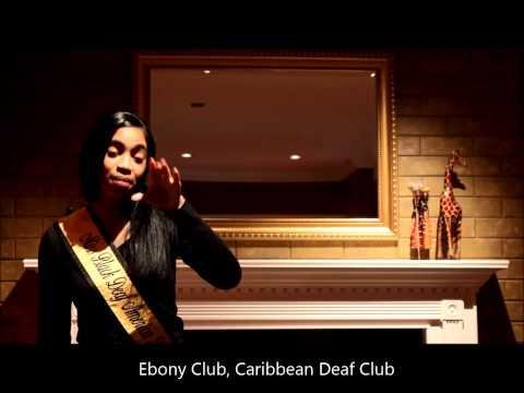 Miss Black Deaf America 2013