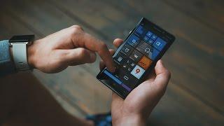 мобильный телефон Nokia Lumia 930 обзор