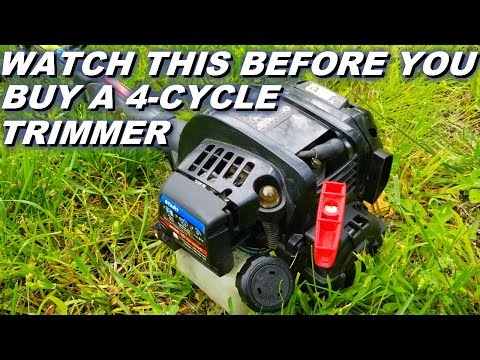 Here's what broke on my 4cycle Troybilt trimmer