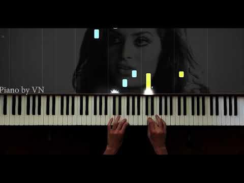 Sevemedim Kara Gözlüm - Piano by VN