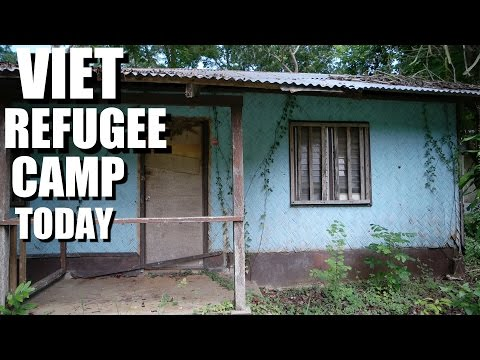 ALL VIETS MUST WATCH THIS: Vietnamese Refugee Camp on Palawan, the Philippines.