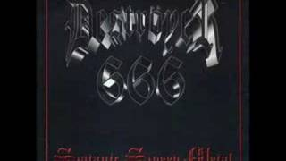 Watch Destroyer 666 Satanic Speed Metal video