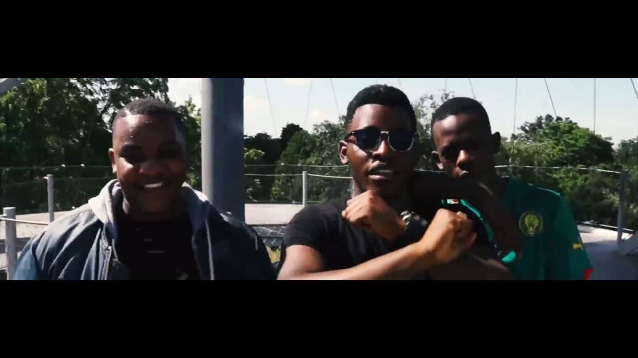 Maestro 10 x Ahoue x Tino.x - CALMA [ OFFICAL VIDEO ] FULL HD