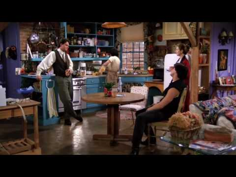 Friends - Welcome to Real World - Rachel