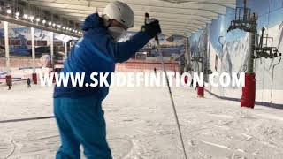 Private Lessons at The Snow Centre | www.skidefinition.com