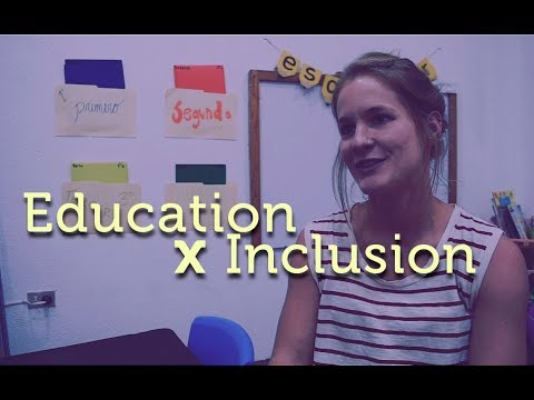 Learn about the Inclusive Education Programme at the School of Hope