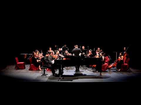 Mauricio Garza, Mozart Piano Concerto no. 23 A Major Kv 488 Excerpts (2017)