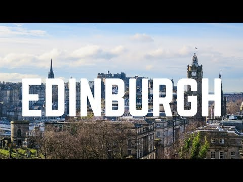 My Trip to Edinburgh | GoPro Travel Video
