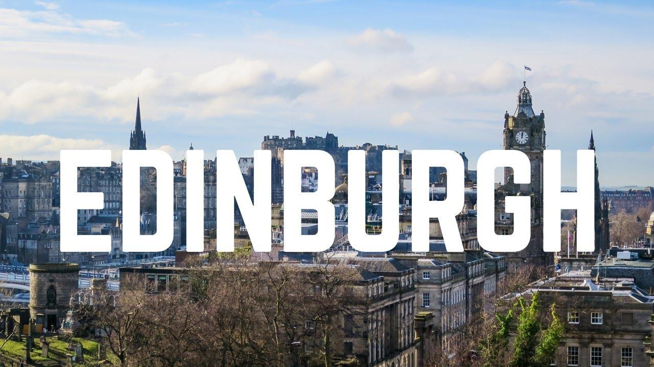 My Trip to Edinburgh | GoPro Travel Video - YouTube