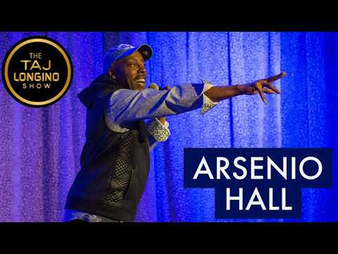 Interview with Arsenio Hall