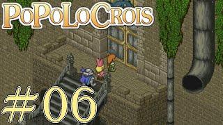 'Evil Gami Gami Castle' - Let's Play PoPoLoCrois, Pt. 6