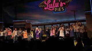 Waitress the Musical Cast Take Their Final Bow on Broadway
