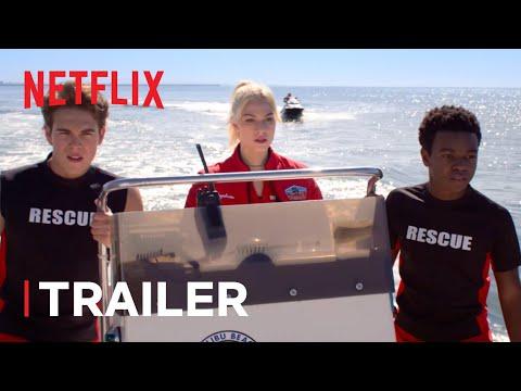 Malibu Rescue: The Next Wave Trailer 🇨🇭 Netflix Futures