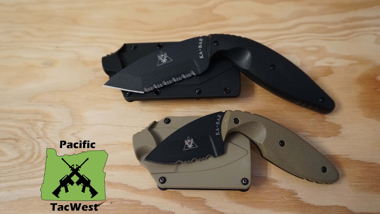 Ka Bar Tdi Law Enforcement Knife Review 1477 And 1485