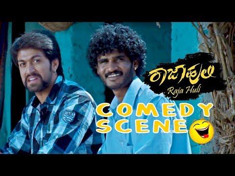 Chikkanna Kannada Comedy teases a girl |...
