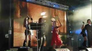 """Blutengel -""""Reich mir die Hand"""" Amphi 2012 HD"""