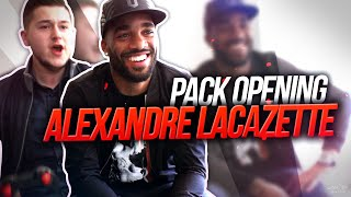 PACK OPENING TOTS WITH ALEXANDRE LACAZETTE - FIFA 16