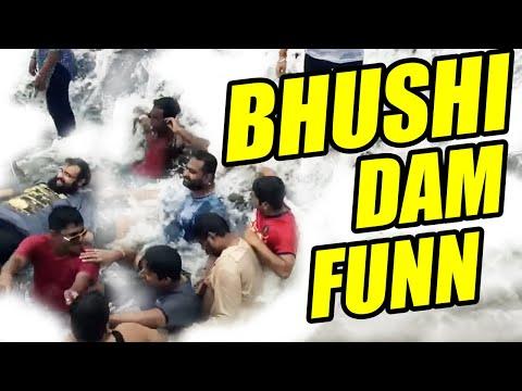 Bhushi dam Lonavala | lonavala | Bushi dam | bhushi dam | maharastra | Dam | Monsoon in lonavala