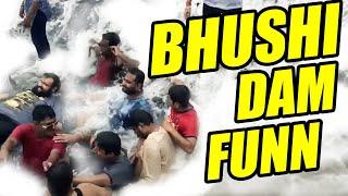 Bhushi dam Lonavala | Lonavala bhushi dam | Bhushi Dam lonavala overflow | Bhushi dam lonavala video