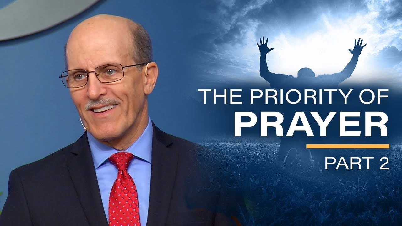 """Download """"The Priority of Prayer Part - 2"""" with Pastor Doug Batchelor"""