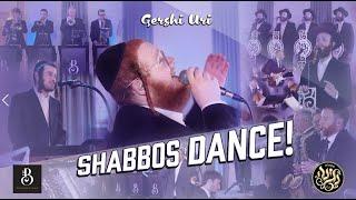 Shabbos Dance - Benny Bransdorfer, Gershi Uri & Negina Choir | בני ברנסדורפר - גרשי אורי - נגינה