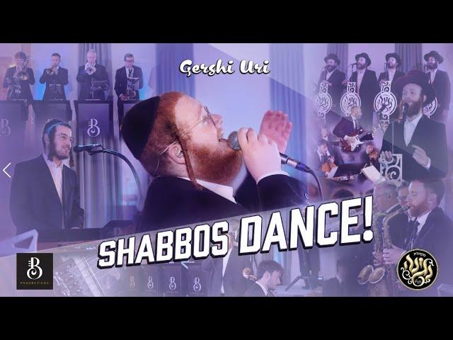Shabbos Dance - Benny Bransdorfer, Gershi Uri & Negina Choir   בני ברנסדורפר - גרשי אורי - נגינה