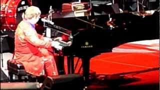 Elton John - All the Young Girls Love Alice - Macon Ga - 3/20/13
