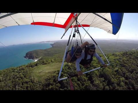 Pablitos Hang Gliding School . Búzios . Rio de Janeiro