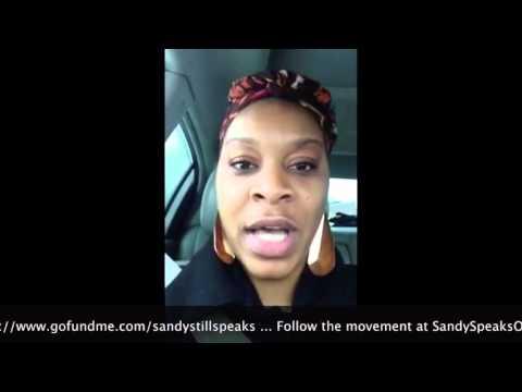February 4, 2015 #SandySpeaks on Rosa Parks & Claudette Colvin