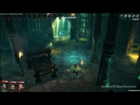 Blackguards Gameplay (PC HD)