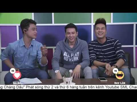 Mẹ Chồng Chàng Dâu Sitcom | Livestream cùng với 2 diễn viên Duy Lâm và Bá Đô