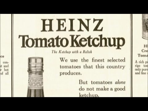 The sweet and sour history of ketchup