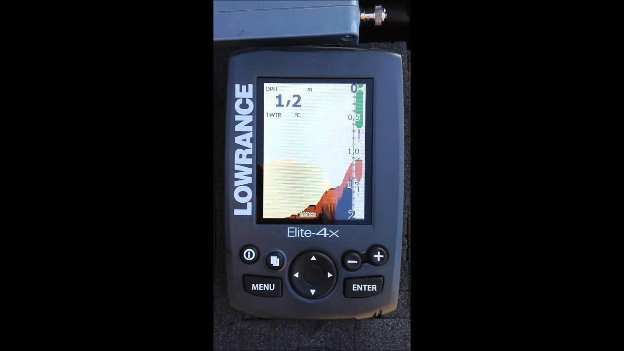 lowrance 4x wireless