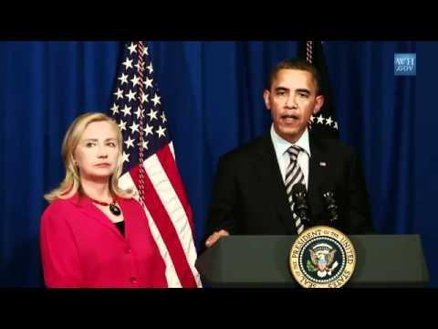 President Obama Speaks on Myanmar at Asean Summit