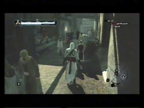 Assassin's Creed, Career 209, Jerusalem: Poor District, Informant