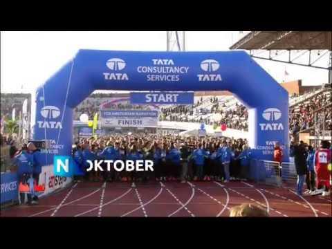 15 oktober LIVE op NH Nieuws: De Marathon van Amsterdam
