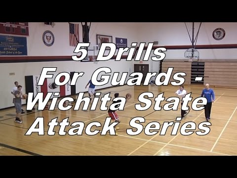 5 Drills For Guards - Wichita Attack Series with Jim Huber
