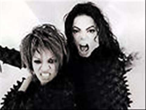 Michael N Janet Jackson Pictures (Scream)