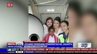 Johanis Pemanjat Tiang Bendera Diundang Pemerintah ke Jakarta