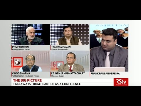 The Big Picture -Takeaways from Heart of Asia