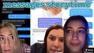 messages storytime~tik tok part 3