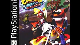 Crash Bandicoot Warped con Hanry. #por fin Subo video